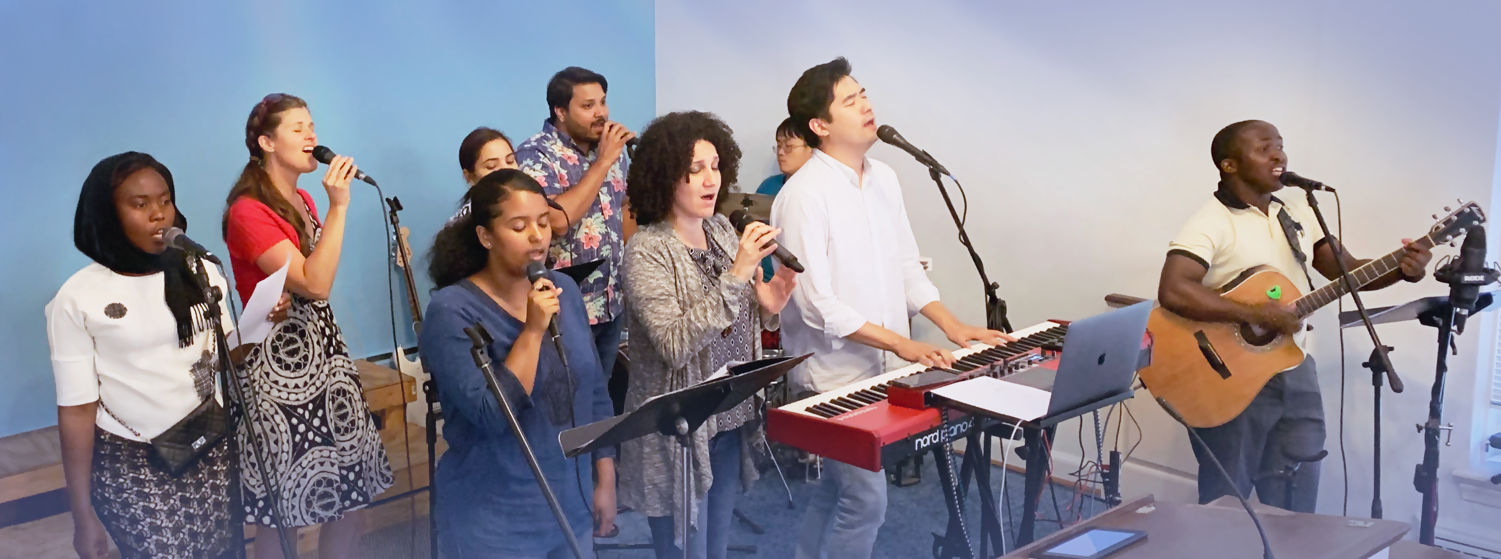 Multilingual Doxology by OVF Worship Band